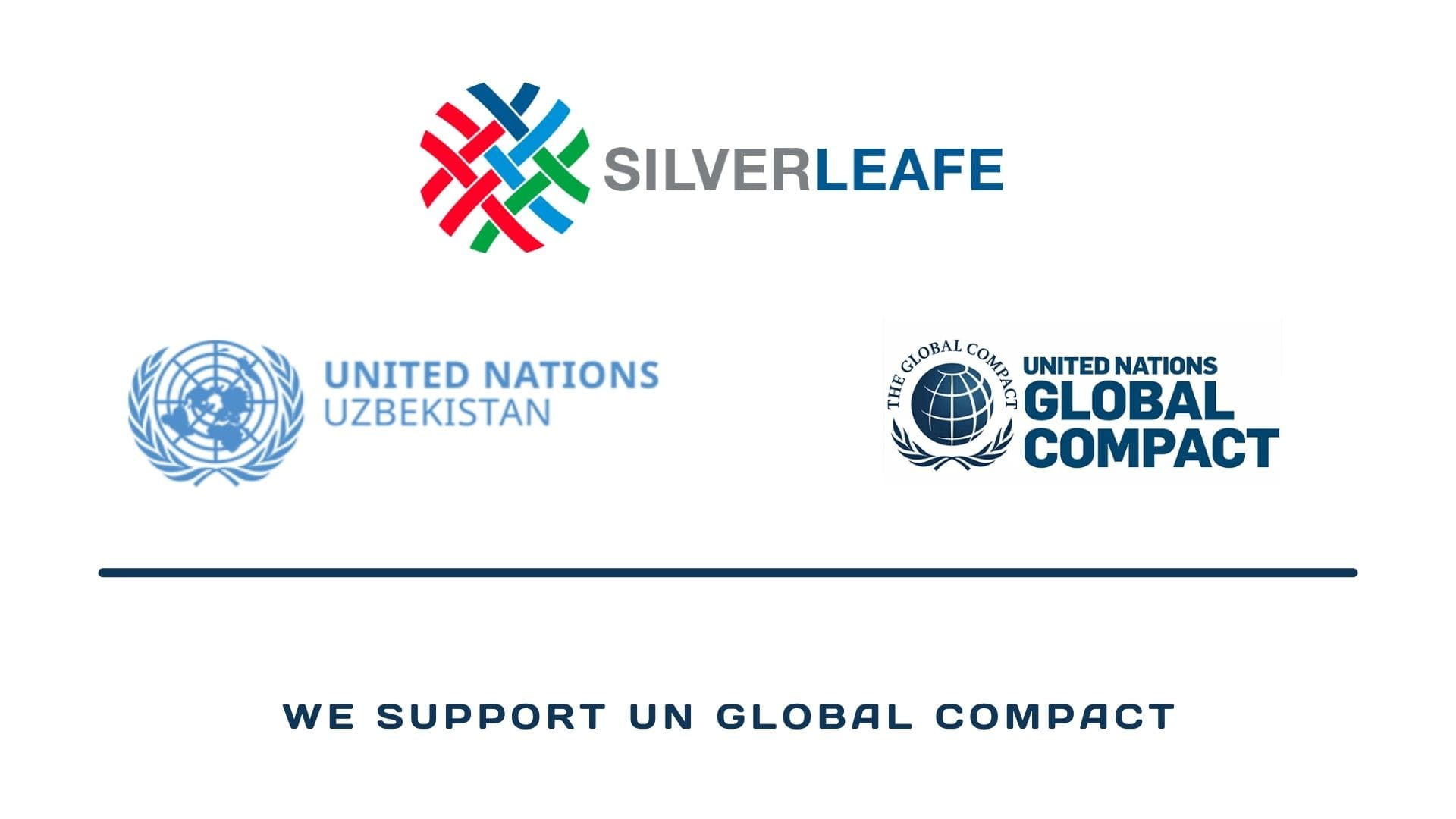 Silverleafe support UN global compact 1